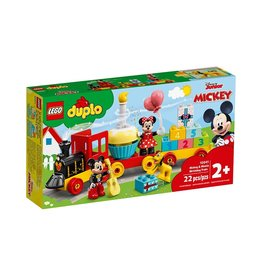 LEGO Duplo Disney 10941 Mickey & Minnie Birthday Train