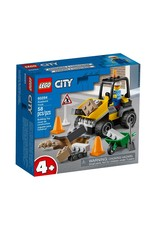 LEGO City Great Vehicles 60284 Roadwork Truck