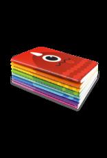 Ooly Pocket Pal Mini Journals - Set Of 8 - Monsters
