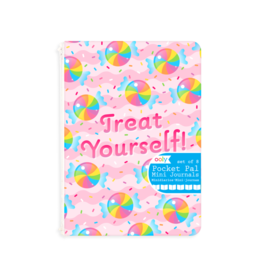 Ooly Mini Pocket Pal Journals - Set Of 8 - Sugar Joy