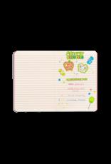 Ooly Mini Pocket Pal Journals - Set Of 8 - Sugar Joy