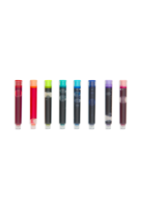 Ooly Colour Write Fountain Pen Coloured Ink Refills - Set Of 8