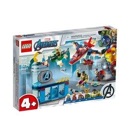 LEGO Super Heroes - 76152 - Avengers Wrath Of Loki