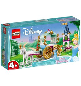 LEGO Disney Princess 41159 Cinderella's Carriage Ride