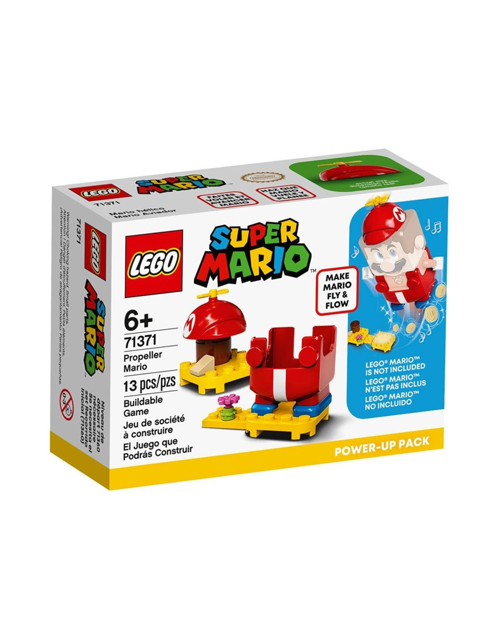 LEGO Super Mario - 71371 - Propeller Mario Power-Up Pack