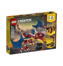 LEGO Creator 31102 Fire Dragon