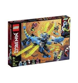 LEGO Ninjago 71711 Jay's Cyber Dragon