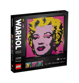 LEGO Art - 31197 - Andy Warhol's Marilyn Monroe