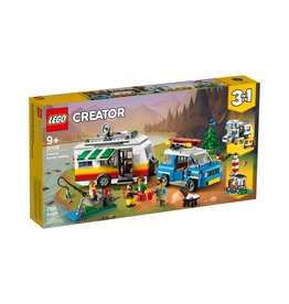 LEGO Creator - 31108 - Caravan Family Holiday