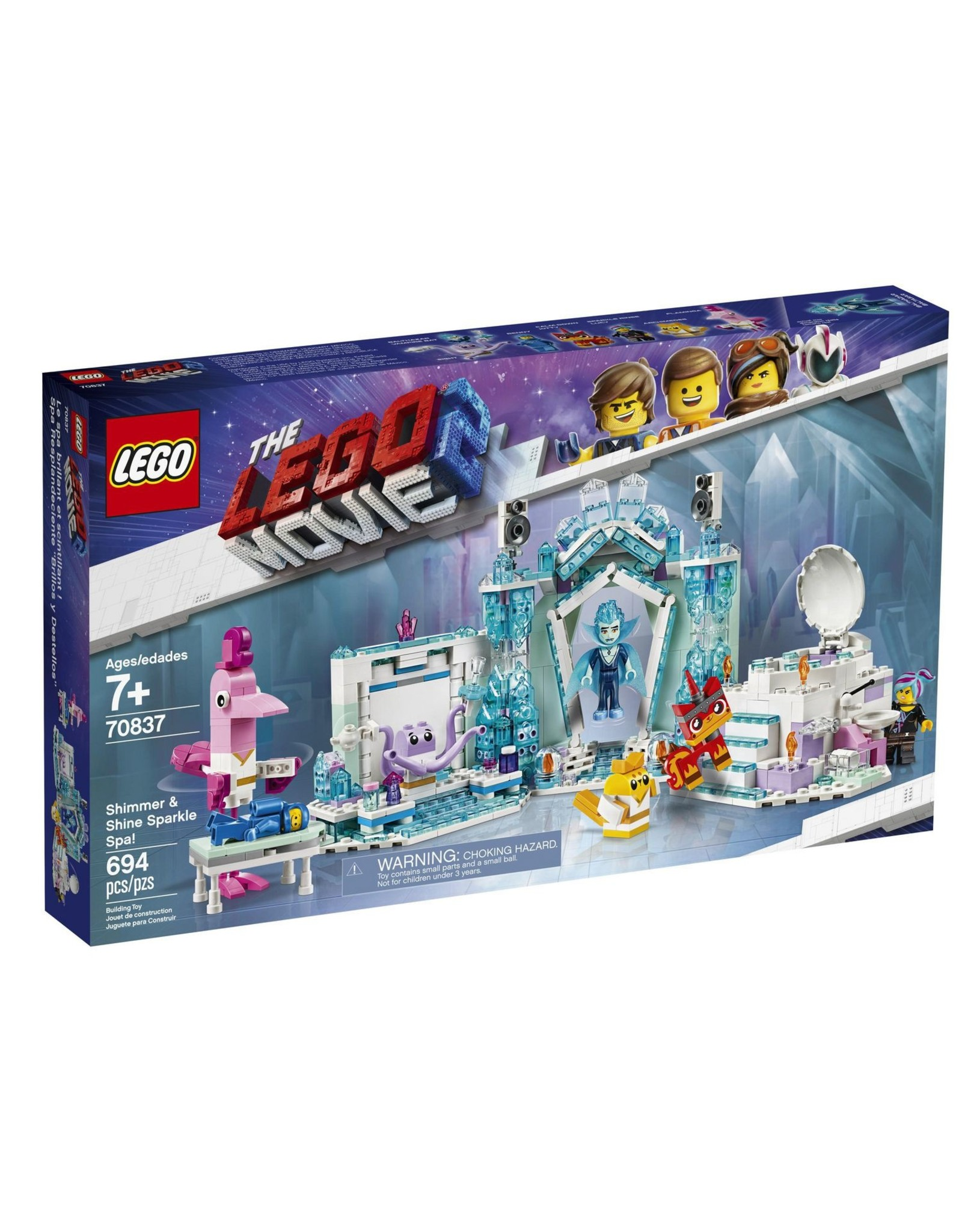 LEGO Lego Movie 70837 Shimmer & Shine Sparkle Spa