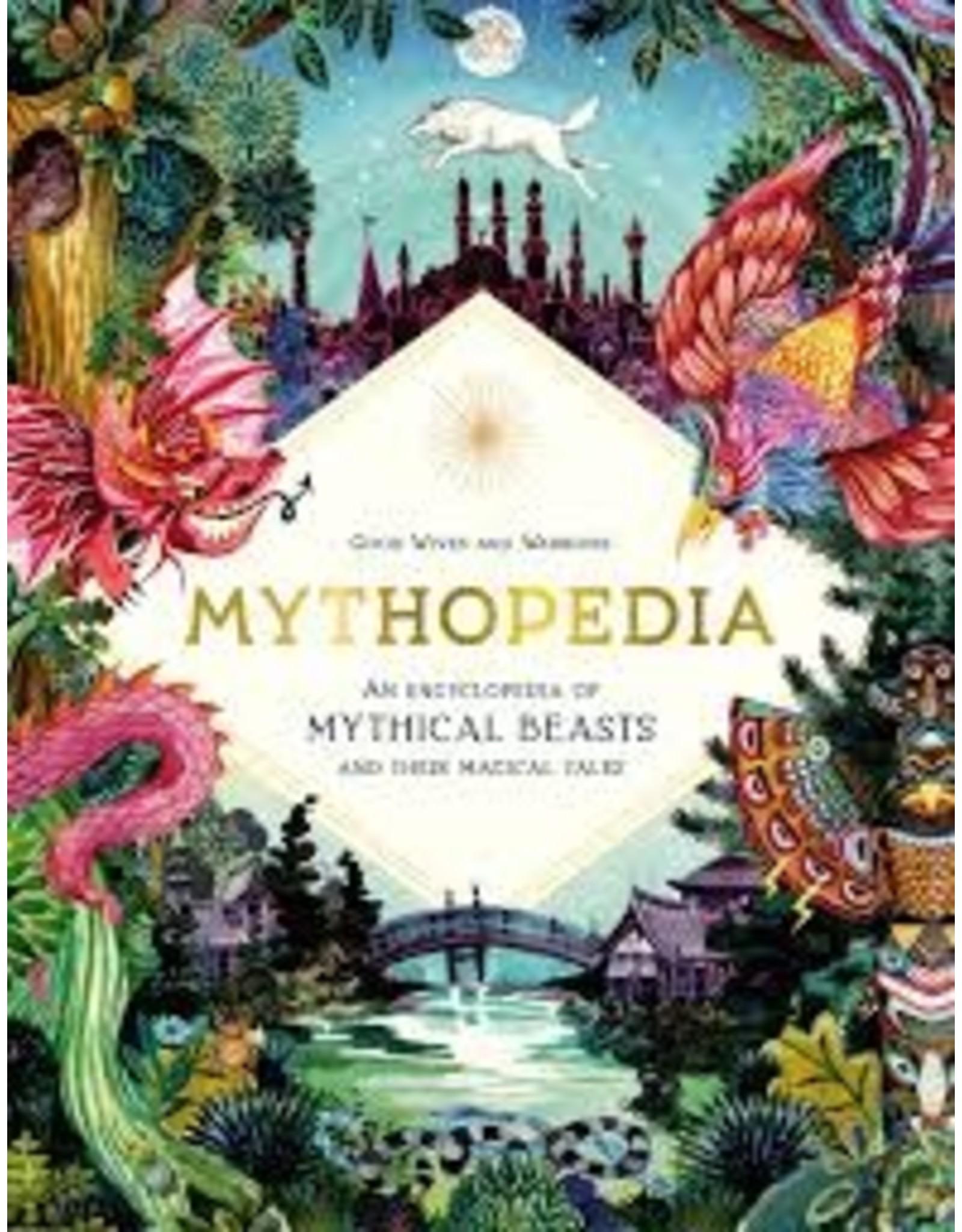 Raincoast Books Mythopedia