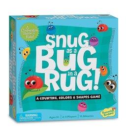 Peaceable Kingdom Snug as a Bug in a Rug Co-operative Game