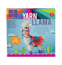 Craft-tastic Craft-tastic Yarn Llama Kit