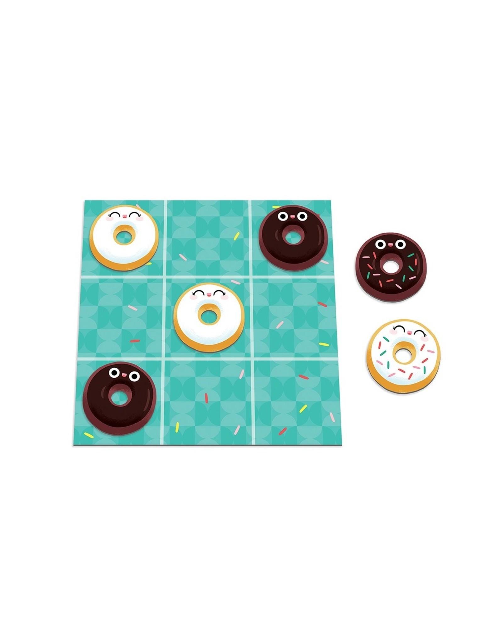 Peaceable Kingdom ic Tac Surprise: Vanilla vs. Chocolate Doughnuts