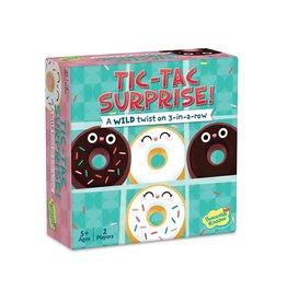Peaceable Kingdom Tic Tac Surprise: Vanilla vs. Chocolate Doughnuts