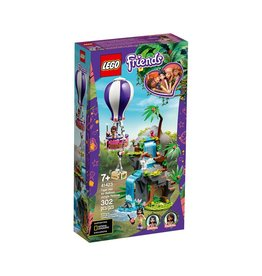 LEGO Friends - 41423 - Tiger Hot Air Balloon Jungle Rescue