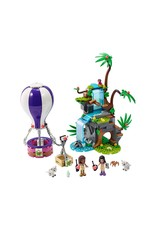 LEGO Friends - 41423 - Tiger Hot Air Balloon Jungle Rescue