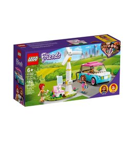 LEGO Friends - 41443 Olivia's Electric Car