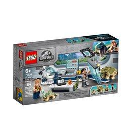 LEGO Jurassic World - 75939 - Dr. Wu's Lab: Baby Dinosaurs Breakout