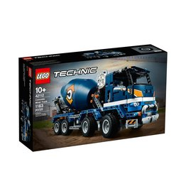 LEGO Technic - 42112 - Concrete Mixer Truck