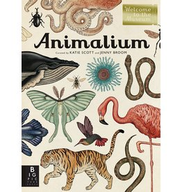 Penguin Random House Animalium: Welcome to the Museum