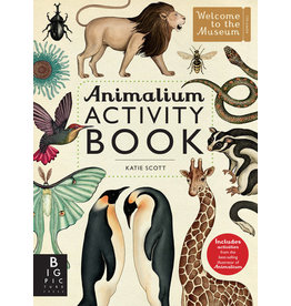 Penguin Random House Animalium Activity Book