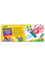 Crayola Washable Project Paint, 10 Count