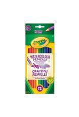 Crayola Watercolour Pencils, 12 Count