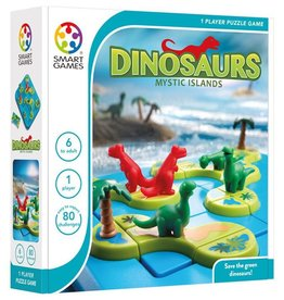 Smart Games Dinosaurs-Mystic Islands