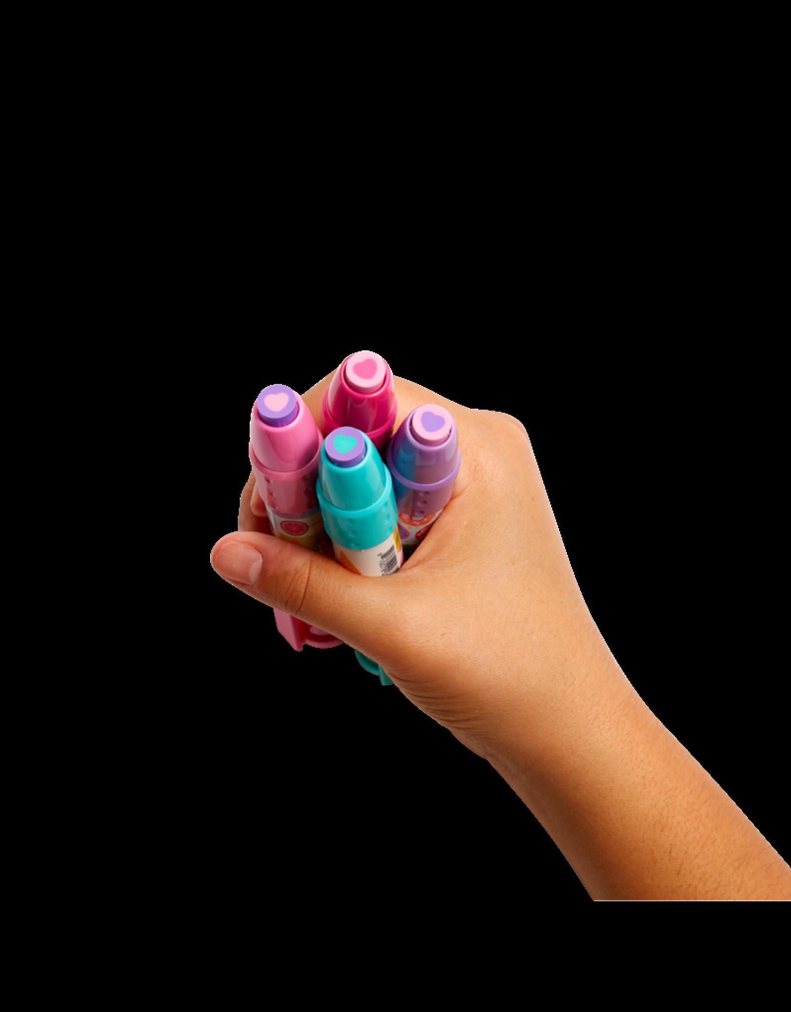 Ooly Click It Erasers - Sugar Joy