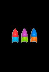 Ooly Blast Off Eraser & Pencil Sharpener