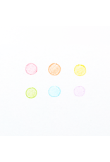 Ooly Rainbow Scoops Stacking Erasable Crayons + Scented Eraser