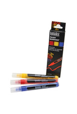 Liquitex Paint Marker - Fine Colour 3 Set