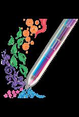 Ooly 6 click multi colour gel pen - fine tip