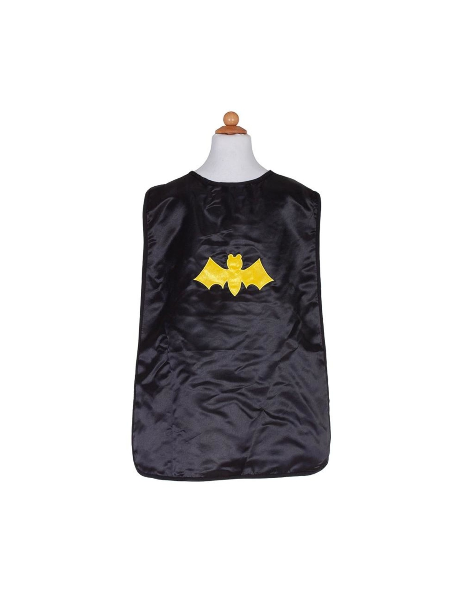 Great Pretenders Reversible Superhero/Bat Tunic With Cape & Mask  Size 4-7