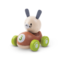 Plan Toys Bunny Racer By Plan Toys