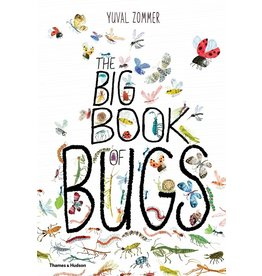Penguin Random House The Big Book Of Bugs By Yuval Zommer