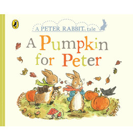 Penguin Random House Canada Peter Rabbit Tales: A Pumpkin for Peter By Beatrix Potter