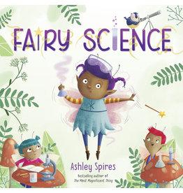 Penguin Random House Fairy Science ByAshley Spires