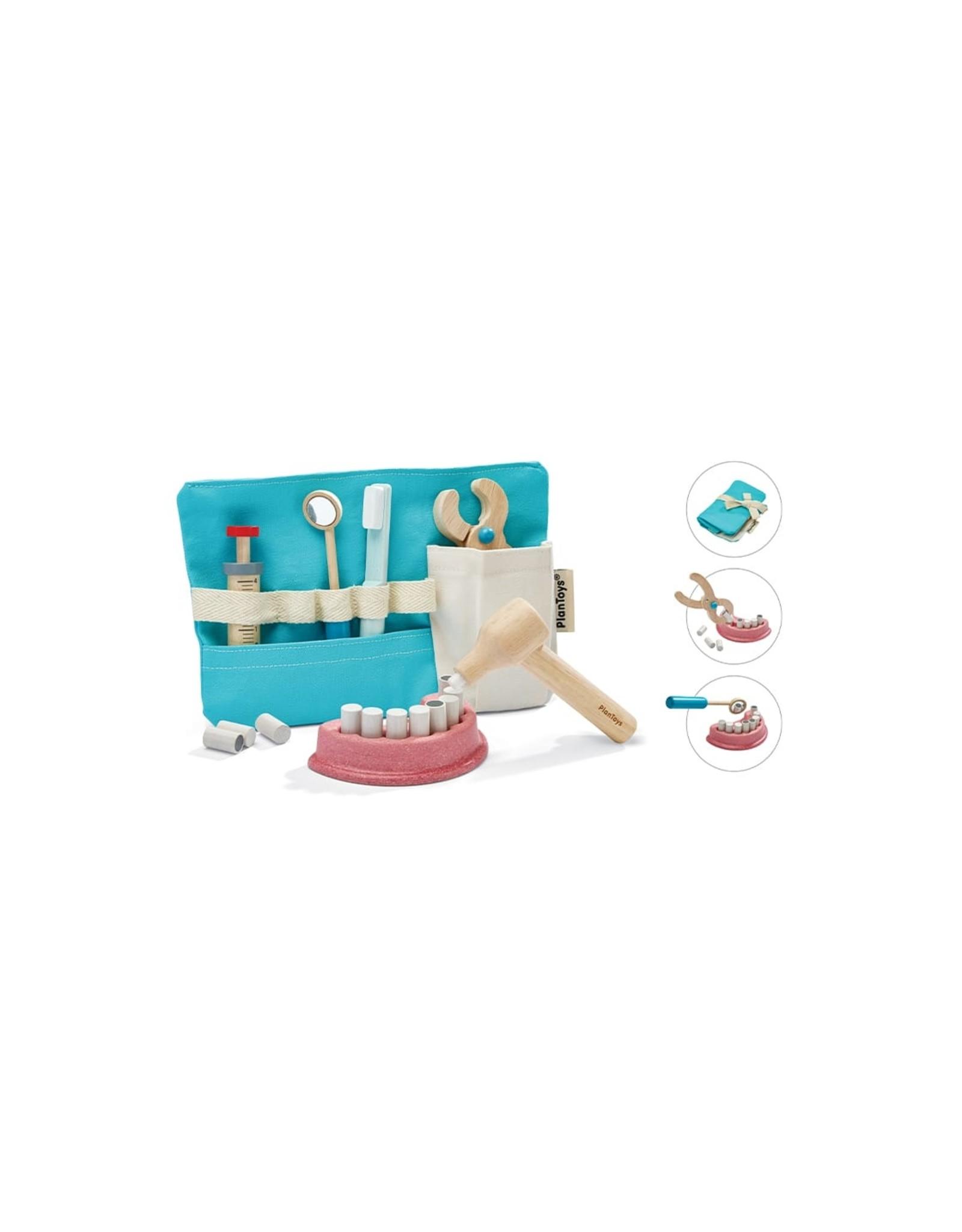 Plan Toys Dentist Set By Plan Toys