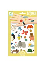 Djeco Pretty Little Things Temporary Tattoos
