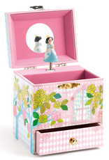 Djeco Enchanted Palace Musical Jewellery Box