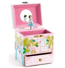 Djeco Enchanted Palace Musical Jewellery Box