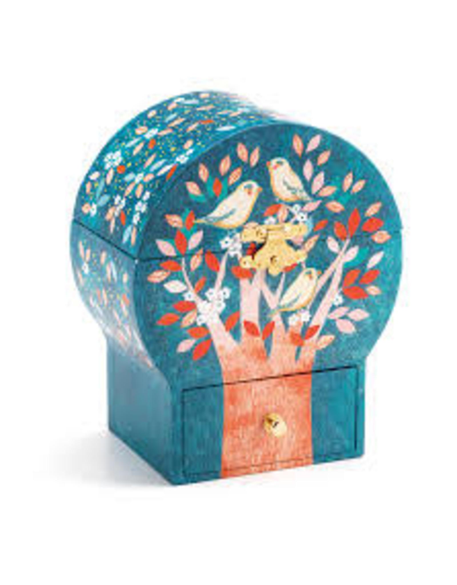 Djeco Night-Singing Musical Jewellery Box