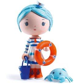 Djeco Marinette & Scouic Tinyly Doll