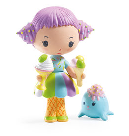 Djeco Tutti & Frutti Tinyly Doll