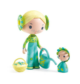 Djeco Flore & Bloom Tinyly Doll