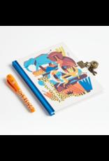 Djeco Owen Secret Notebook and  Magic Felt Pen