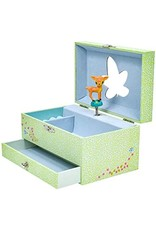 Djeco The Fawn's Song Musical Jewellery Box
