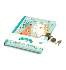 Djeco Lucille Secrets Journal